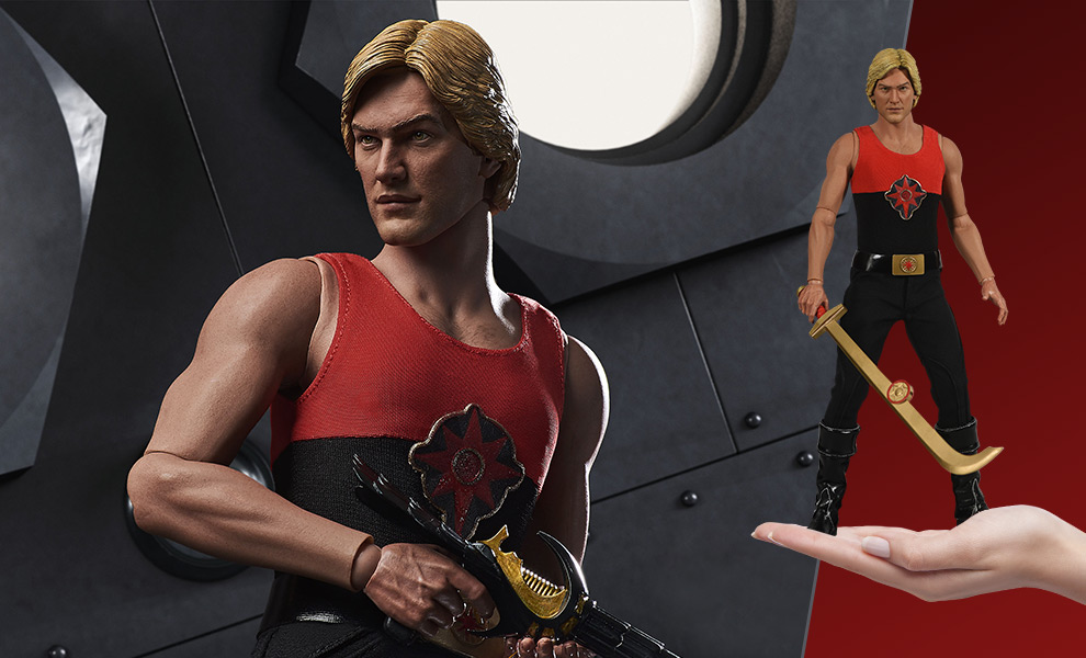 Gallery Feature Image of Flash Gordon - Saviour of the Universe Sixth Scale Figure - Click to open image gallery