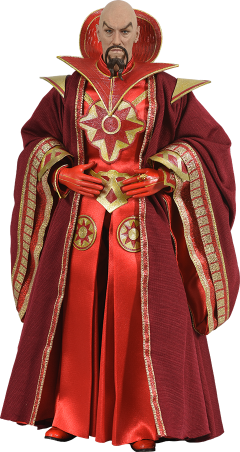 BIG Chief Studios Ming the Merciless - Emperor of Mongo Sixth Scale Figure