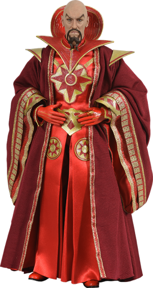 Ming the Merciless - Emperor of Mongo Sixth Scale Figure