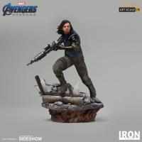 Gallery Image of Winter Soldier 1:10 Scale Statue