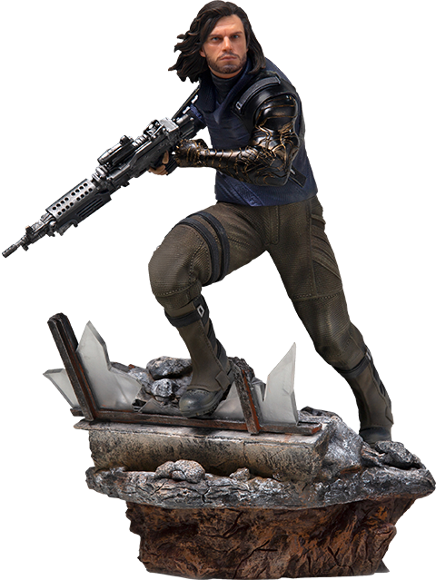 Iron Studios Winter Soldier 1:10 Scale Statue