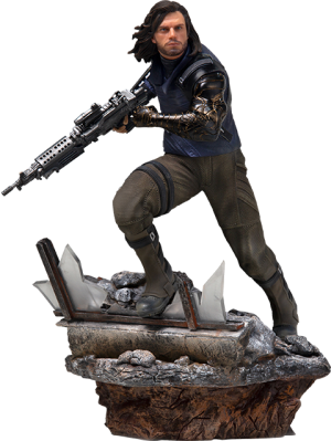 Winter Soldier 1:10 Scale Statue