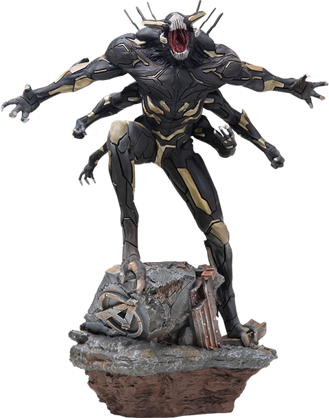 Iron Studios General Outrider Statue