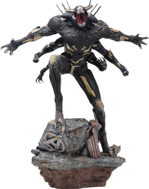 General Outrider Statue