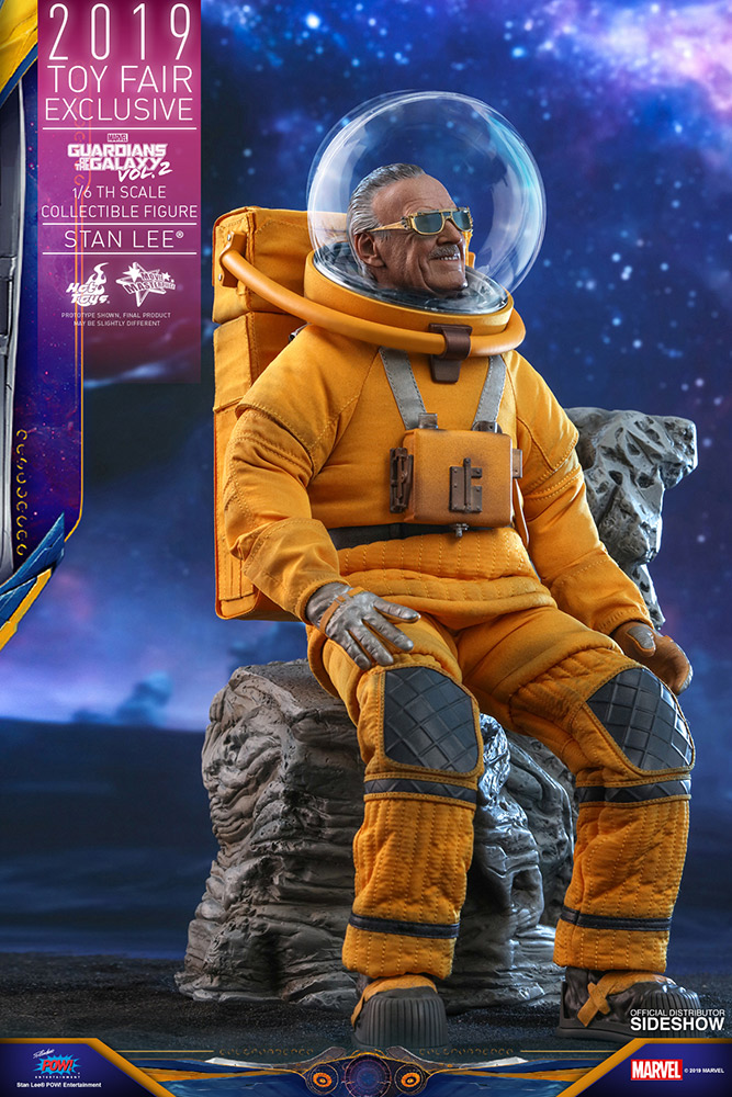 Hot Toys Marvel Stan Lee® Sixth Scale Collectible Figure