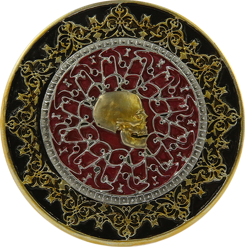Chronicle Collectibles Arabic Blood Oath Marker Replica