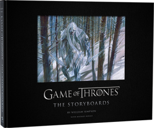 Game of Thrones: The Storyboards Book