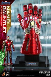 Gallery Image of Nano Gauntlet (Hulk Version) Life-Size Replica