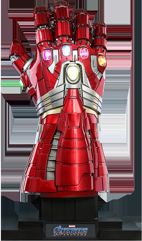 Hot Toys Nano Gauntlet (Hulk Version) Life-Size Replica