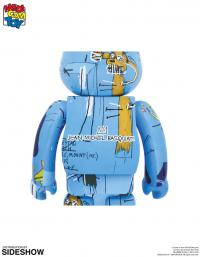 Gallery Image of Be@rbrick Jean-Michel Basquiat #4 100% and 400% Collectible Set
