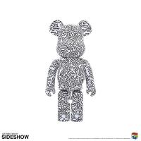 Gallery Image of Be@rbrick Keith Haring #4 1000% Figure