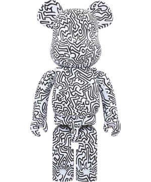 Be@rbrick Keith Haring #4 1000% Figure