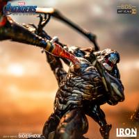 Gallery Image of Iron Spider VS Outrider Statue