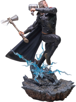 Thor 1:10 Scale Statue