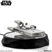 Gallery Image of Landspeeder Replica Pewter Collectible