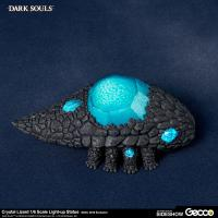 Gallery Image of Crystal Lizard Light-Up Statue