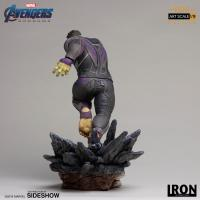Gallery Image of Hulk (Deluxe) 1:10 Scale Statue