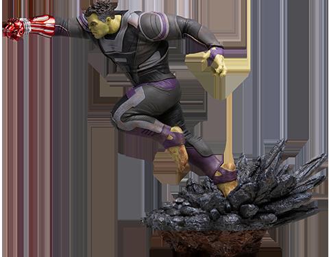 Iron Studios Hulk (Deluxe) Statue