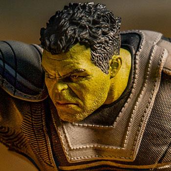 Hulk (Deluxe) 1:10 Scale Statue