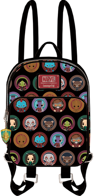 Guardians of the Galaxy 2 Chibi Mini Backpack Apparel