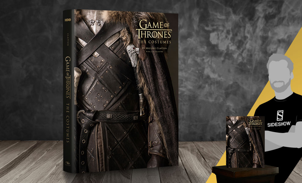 Gallery Feature Image of Game of Thrones: The Costumes Book - Click to open image gallery