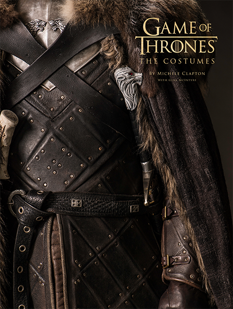 Insight Editions Game of Thrones: The Costumes Book