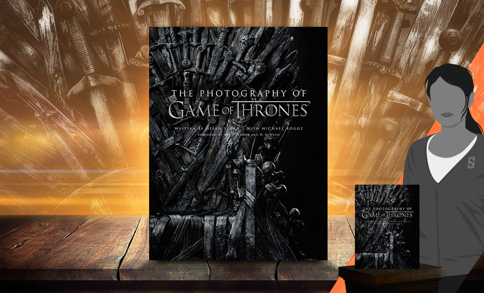 Gallery Feature Image of The Photography of Game of Thrones Book - Click to open image gallery