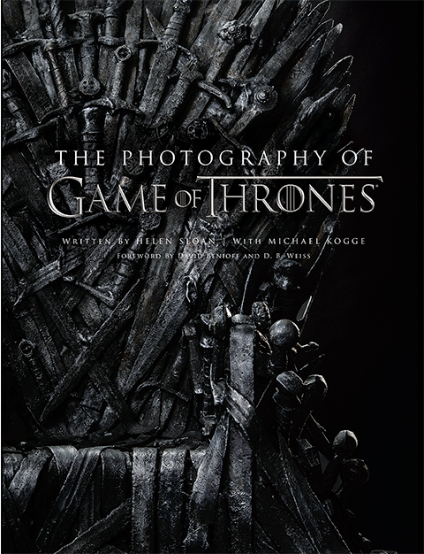 Insight Editions The Photography of Game of Thrones Book