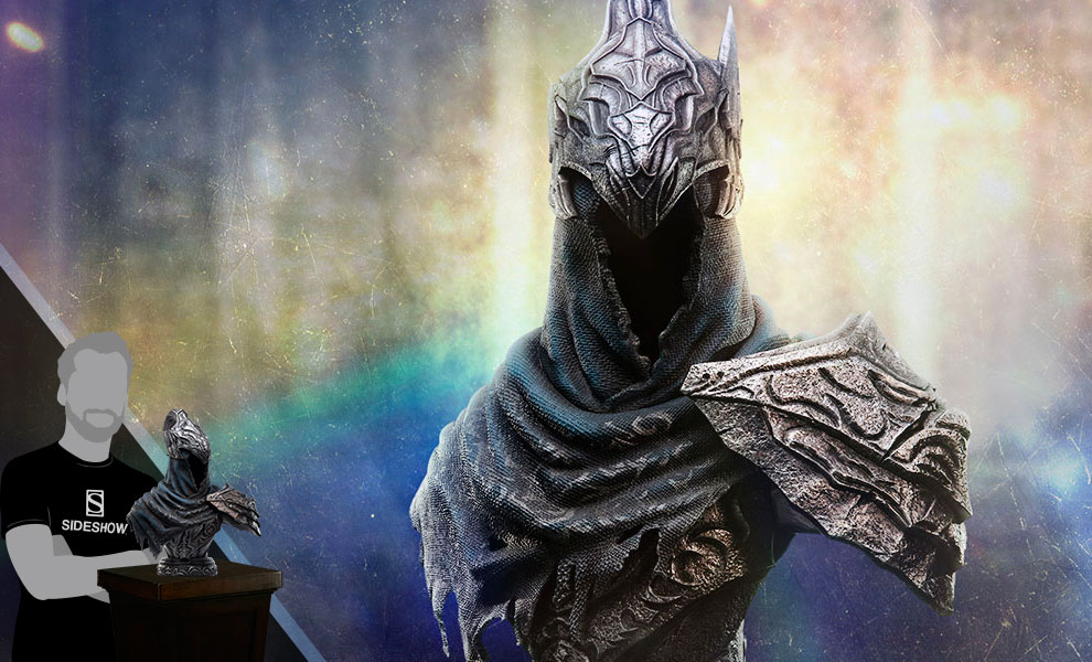 Gallery Feature Image of Artorias the Abysswalker Bust - Click to open image gallery