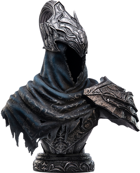 First 4 Figures Artorias the Abysswalker Life-Size Bust