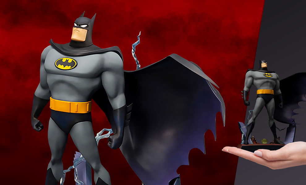 Gallery Feature Image of Batman (Opening Sequence) Statue - Click to open image gallery