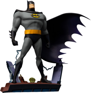 Batman (Opening Sequence) Statue