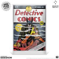 Gallery Image of Detective Comics #31 Silver Foil Silver Collectible