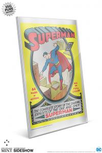 Gallery Image of Superman #1 Silver Foil Silver Collectible