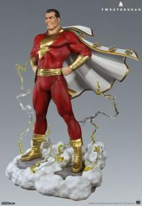 Gallery Image of Super Powers Shazam Maquette