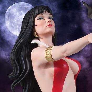 Vampirella Jose Gonzalez Statue