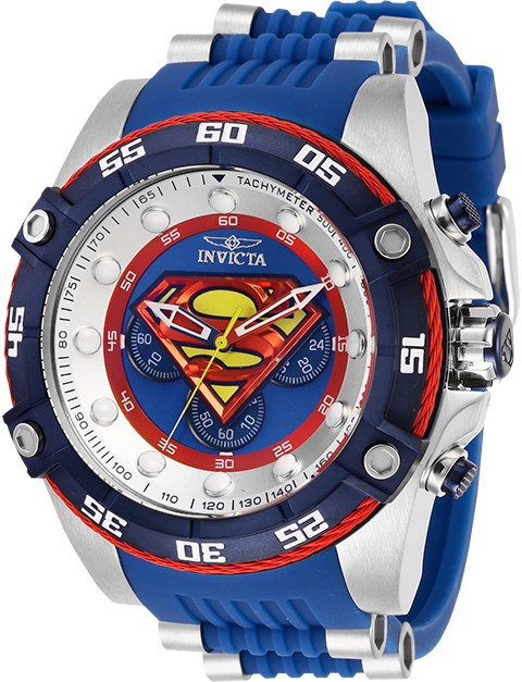 Invicta Superman Watch - Model 29121 Jewelry