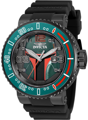 Boba Fett Watch - Model 27669 Jewelry