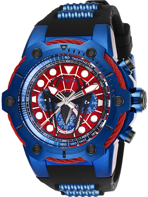 Invicta Spider-Man Watch - Model 26914 Jewelry