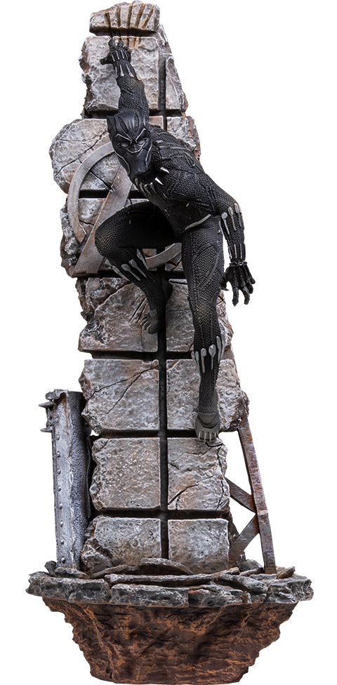 Iron Studios Black Panther Statue