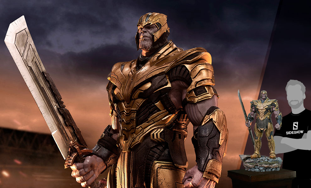 Gallery Feature Image of Thanos Statue - Click to open image gallery