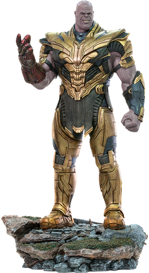Iron Studios Thanos (Deluxe) Statue