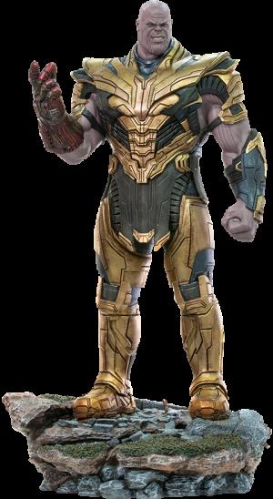 Thanos (Deluxe) Statue