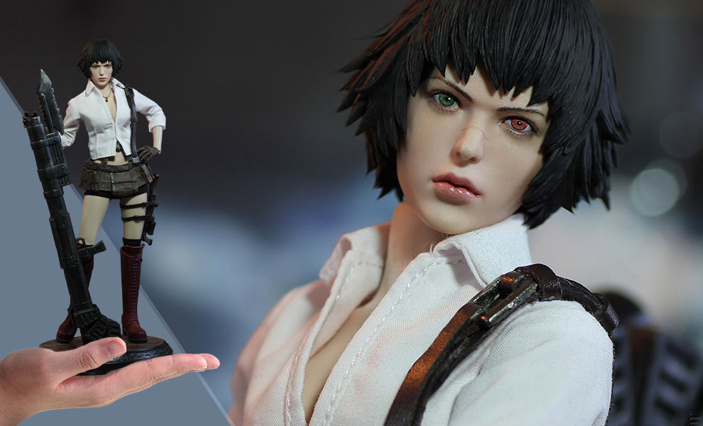Gallery Feature Image of Lady Sixth Scale Figure - Click to open image gallery