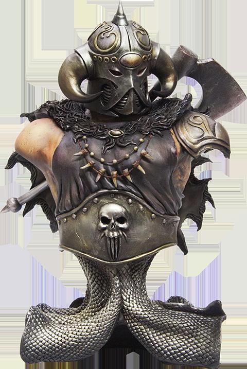 TAGO Death Dealer Bust