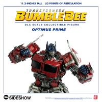 Gallery Image of Optimus Prime Collectible Figure