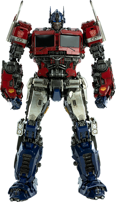 Optimus Prime Deluxe Die-Cast Figure - Sideshow Collectibles