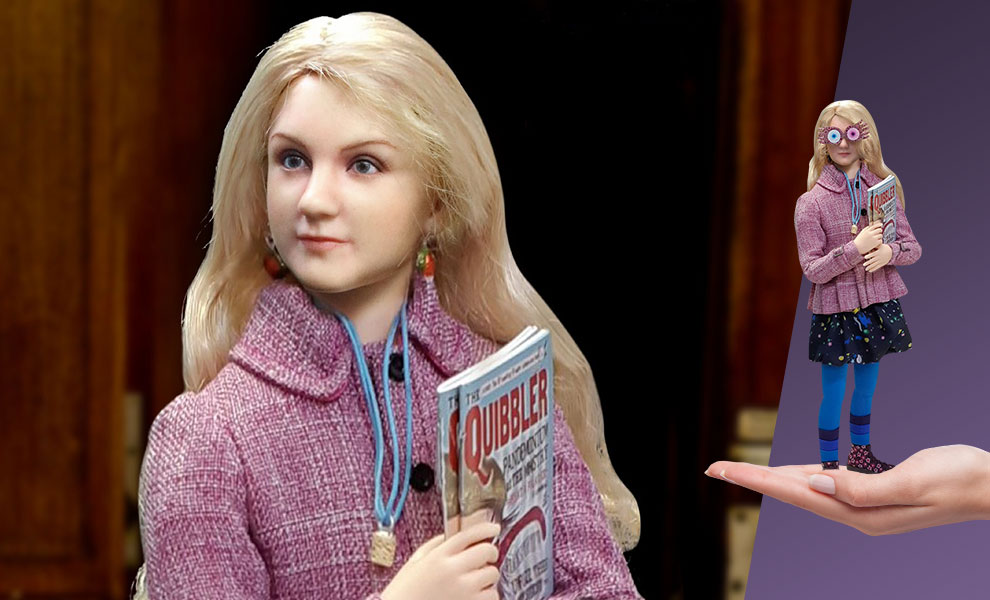 Gallery Feature Image of Luna Lovegood (Casual Wear) Sixth Scale Figure - Click to open image gallery