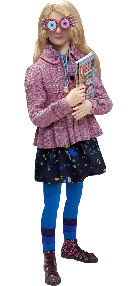 Star Ace Toys Ltd. Luna Lovegood (Casual Wear) Sixth Scale Figure