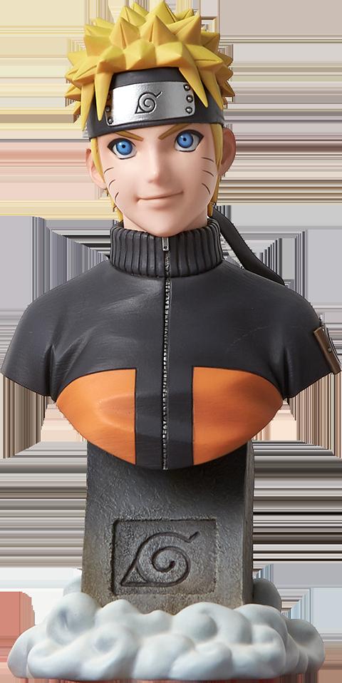 Gecco Co. Naruto Uzumaki Bust